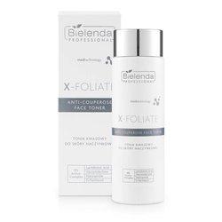 BIELENDA X-Foliate tonik kwasowy do skóry naczynkowej 200ml