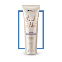 INDOLA Blond Addict InstaCool szampon do chłodnych odcieni blond 250ml