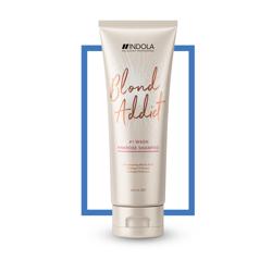 INDOLA Blond Addict PinkRose szampon do truskawkowych odcieni blondu 250ml
