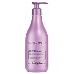 L'OREAL Liss Unlimited szampon wygładzający 500ml