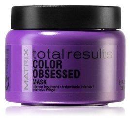 MATRIX Color Obsessed maska pielęgnująca do włosów farbowanych 150ml