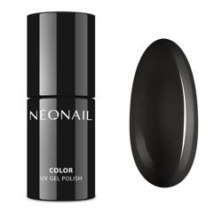 NEONAIL 2996-7 Lakier Hybrydowy 7,2 ml Pure Black