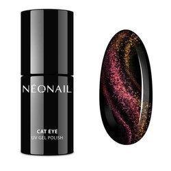 NEONAIL 6031-7 Lakier Hybrydowy 7,2ml Cat Eye 5D BENGAL