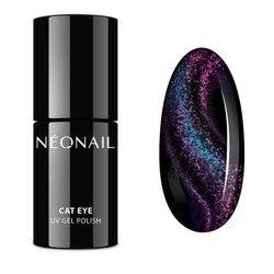 NEONAIL 6586-7 Lakier Hybrydowy 7,2ml Cat Eye 5D Singapura