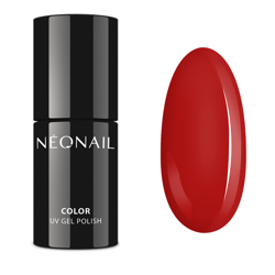 NEONAIL 7750-7 Lakier Hybrydowy -7,2 ml Mrs Red