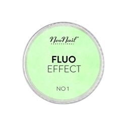 NEONAIL Pyłek Fluo Effect 01 3g