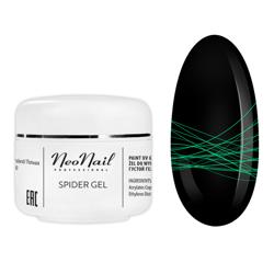 NEONAIL Spider Gel 5 g - Neon Green