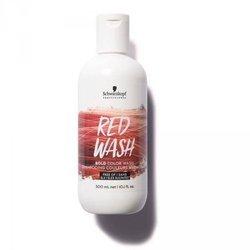 SCHWARZKOPF Red Wash szampon koloryzujący 300ml