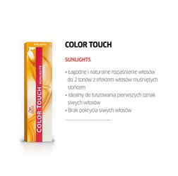 WELLA Color Touch Sunlights farba do włosów /8 60ml