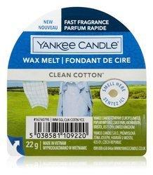 YC Clean Cotton wax melt wosk