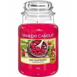 YC Red Raspberry słoik duży