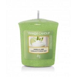 YC Vanilla Lime votive